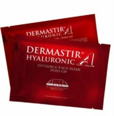 Witte Dermastir Post-Op Invisible Face Mask – Hyaluronic 25ml