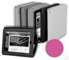 Juescha case voor 9,7 inch tablets, roze