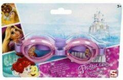 Roze Sambro Disney Princess duikbril 3-6 jaar