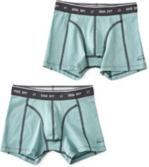 Little Label Jongens Boxershort (2 pack) - groen - Maat 110-116
