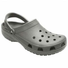 Crocs - Unisex Sandalen Classic Clog - Grijs - Maat 37-38