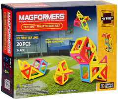Clics Magformers My First Tiny Friend Set - 20 Stuks