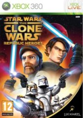 Lucas Arts Star Wars: The Clone Wars - Republic Heroes