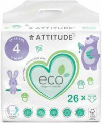 Attitude - Kinder Luiers Wegwerp Eco 4 (7-18kg) Size 4 (7-18kg)