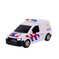 Witte R/C Politieauto Met Licht