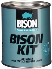 Bison universele contactlijm professional universele Kit 750ml