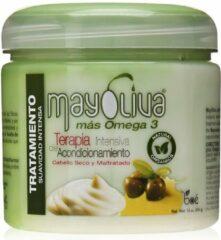 Boé cosmetics Mayoliva Tratamiento (Haarbehandeling) 16.oz (454g)
