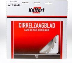 Kelfort Kelford zaagblad HM 210x30 16-tands - voor aluminium en plaatmateriaal geschikt voor Trespa