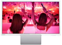 Philips 24PFS5231 LED Fernseher (24 Zoll | Full HD | Digital Crystal Clear | A) Philips weiß
