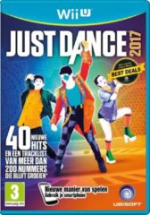 Ubisoft Just Dance 2017 Wii U (300086358)