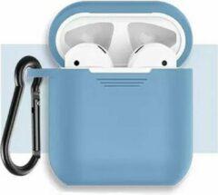 Miro Ecommerce MIRO | Blauwe case voor AirPods type 1 & 2