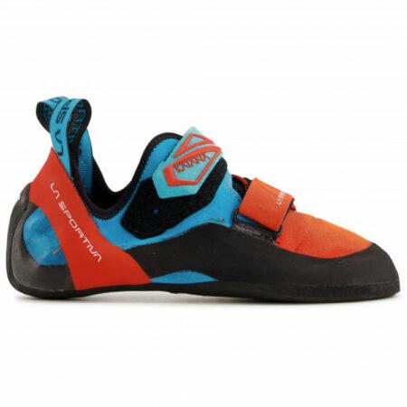 Afbeelding van La Sportiva - Katana - Klimschoenen maat 36, zwart/oranje