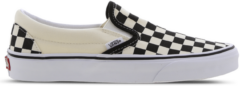 Zwarte Vans Slip-On Checkerboard - Dames Schoenen