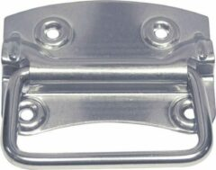 Roestvrijstalen SENCYS kistgreep 70mm | verzinkt staal