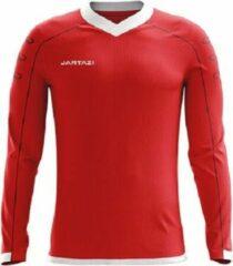 Jartazi Sportshirt Roma Game Heren Polyester Rood Maat M