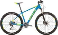 27,5 Zoll Herren Mountainbike 27 Gang Shockblaze... blau, 52cm