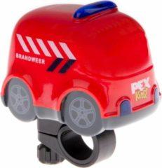 Rode Pex toeter brandweerauto Perry