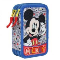CERDA Astuccio 3 zip Giotto Mickey