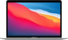 Apple MacBook Air (November, 2020) MGN93N/A - 13.3 inch - Apple M1 - 256 GB - Zilver