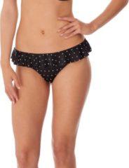 Witte Freya Jewel Cove Italini Ruffle bikinislip Maat XL (42)