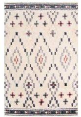 VidaXL Vloerkleed bedrukt 80x150 cm polyester meerkleurig