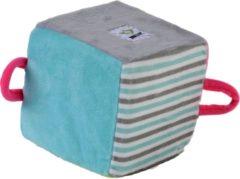 Roze Engelhart Angel Toys Softkubus - 6 Panels Pastel