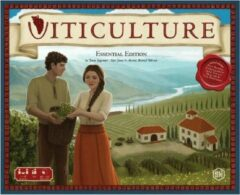 Asmodee Viticulture Essential Edition - Bordspel