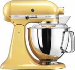 KitchenAid Artisan keukenmachine 4,8 liter 5KSM175PS - Pastelgeel