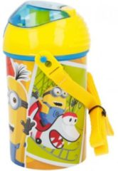 Stor Minions Super Silly Fun Land pop up drinkbeker 450ML