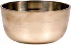 Bruine Yogi & Yogini Klankschaal Zenkoan - 12-13 - 450-550 - Metaal - M