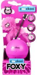 Coockoo Coocky foxy magic ball roze