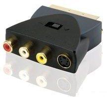 Scart adapter - professioneel - profigold - Profigold