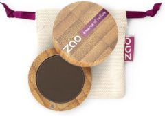 Donkerbruine ZAO essence of nature ZAO Bamboe Wenkbrauwpoeder 262 (Brown)