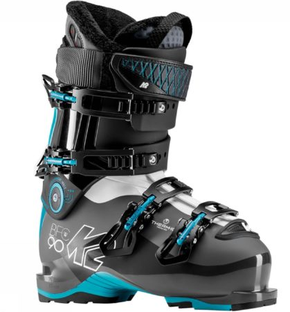 Afbeelding van K2 BFC 90 Walk Skischoen Dames Zwart/Blauw