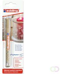 Goudkleurige Edding Paintmarker E-751 Professional Goud, Op Blister