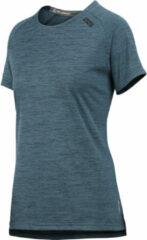 IXS - Women's Flow X Jersey - Sport-T-shirt maat 44, blauw