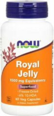 Royal Jelly Superfood,1500mg x 60 Veggie Capsules | Now Foods
