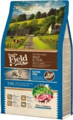 Sam's Field Adult Large Rund&Kalf&Aardappel - Hondenvoer - 2.5 kg