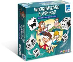 Blauwe Megableu gezelschapsspel Woordwizard (NL/FR)