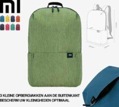 Xiaomi Rugzak Backpack Groen - b225 x h340 x l130 mm