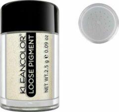 Witte Kleancolor Loose Pigment Eyeshadow - 1124 Fairy Tale
