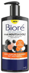 Biore Anti Puistjes Cleanser Houtskool (200ml)