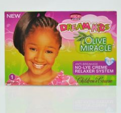 African Pride Dream Kids Olive Miracle Relaxer
