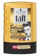 Taft Men Power Gel Irresistible Power Hold 8 300 ml