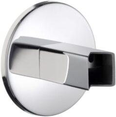 Smedbo Montagepakket Voor Verborgen Aansluiting Op Handdoekradiator 6x8.5 cm RVS Chroom