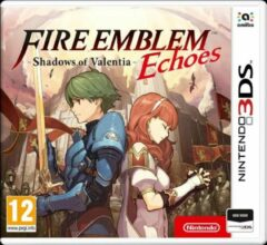 Nintendo Fire Emblem Echoes: Shadows of Valentia /3DS