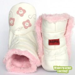 Aapie Winterboot Flower Pink