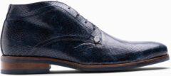 Blauwe Paulo Bellini Boots Deruta Tibete 634.