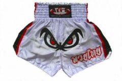 Grijze Ali's Fightgear TTBA-6 - Kickboks broekje maat XL