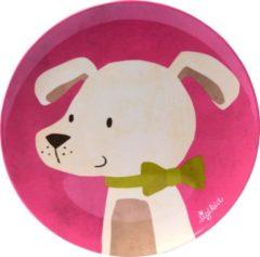 Sigikid Melamine plate dog, The little ones 24995